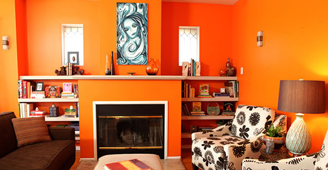 Interior Painting Services in Baltimore